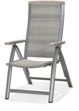 krzeslo ogrodowe krabi praktiker w kategorii Krzesła