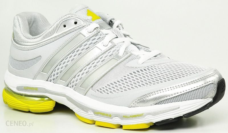 Adidas aSTAR Ride 4W (V20419) szaro-srebrno-biało-żółty - zdjęcie
