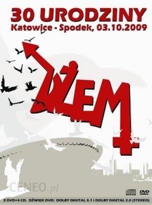 17a6d94d58727 Dżem - 30. Urodziny (CD) - Ceny i opinie - Ceneo.pl