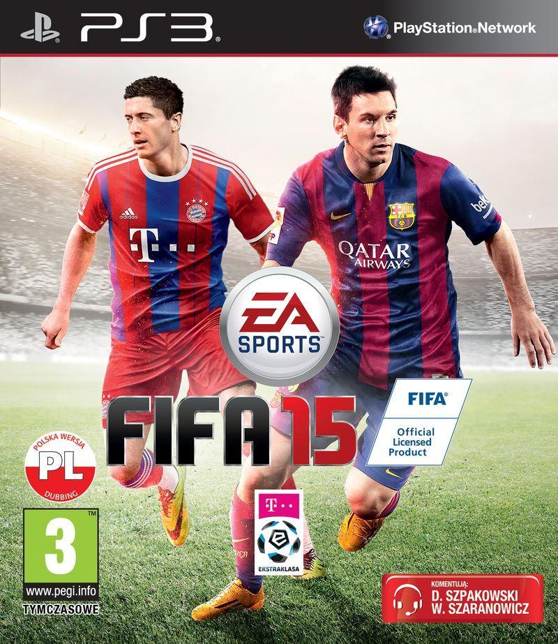 Fifa 15 Gra Ps3 Ceneo Pl