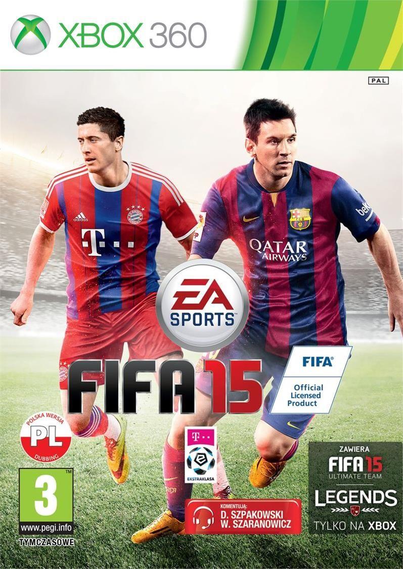 Fifa 15 Gra Xbox 360 Ceneo Pl