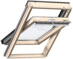 okna dachowe velux wymiary 114x140 cm. Black Bedroom Furniture Sets. Home Design Ideas