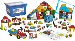 Lego Education Duplo Duża farma 45007