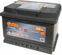 CENTRA CA640 FUTURA P+ 64AH/640A