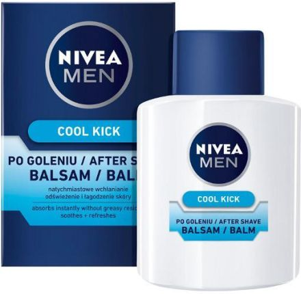 Nivea for Men Energy Chłodzący balsam po goleniu 100ml