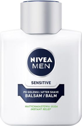 Nivea for Men Sensitive Łagodzący balsam po goleniu 100ml