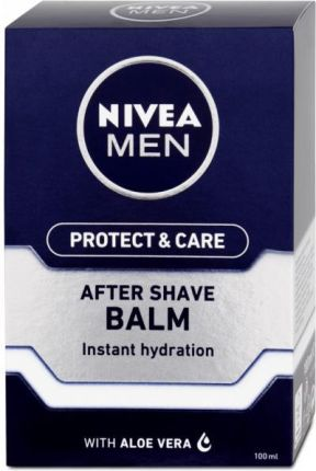 Nivea for Men Skin Essentials Nawilżający balsam po goleniu 100ml