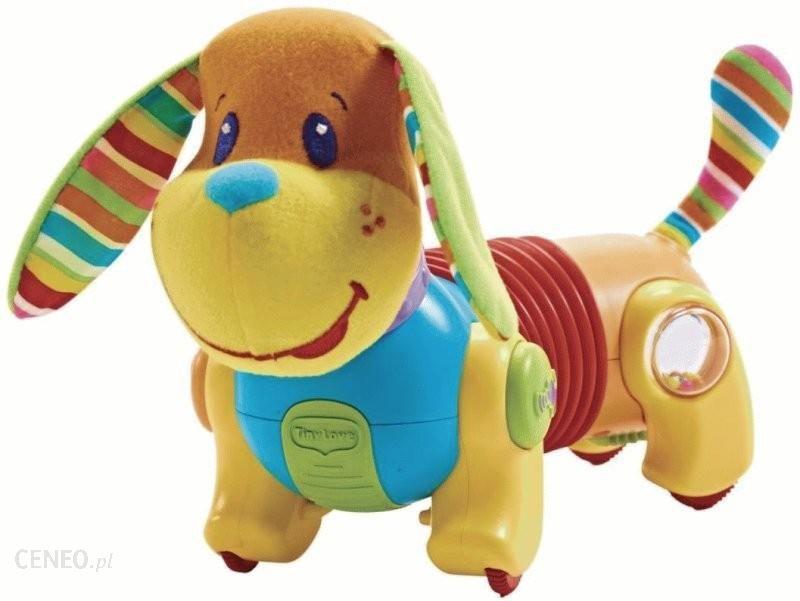 Pies Interaktywny Fred 15024068 Tiny Love Ceny I Opinie Ceneopl