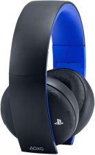 Sony PlayStation Wireless Stereo Headset 2.0 Czarne (PS4) - zdjęcie 1