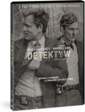 Detektyw sezon 1 (True Detective) (DVD)