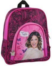 bcec5eb8bb612 Derform Plecak Przedszkolny Wycieczkowy Violetta Licencja Disney (Pl12Vi13)