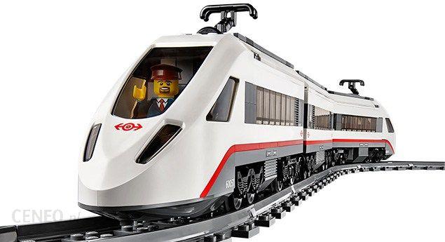 Klocki Lego City Superszybki Pociąg Pasażerski 60051 Ceny I