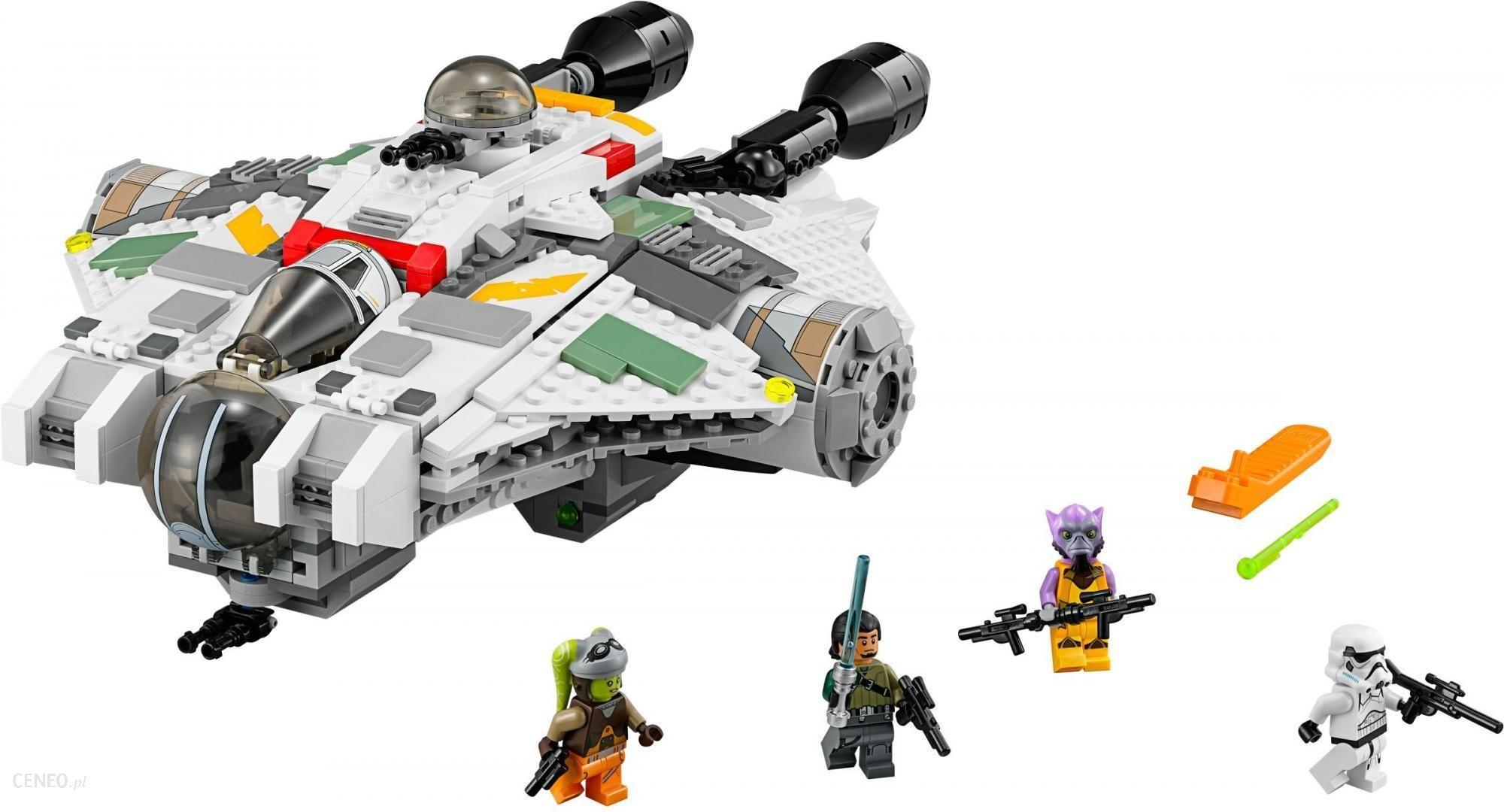 Klocki Lego Star Wars Ghost 75053 Ceny I Opinie Ceneopl