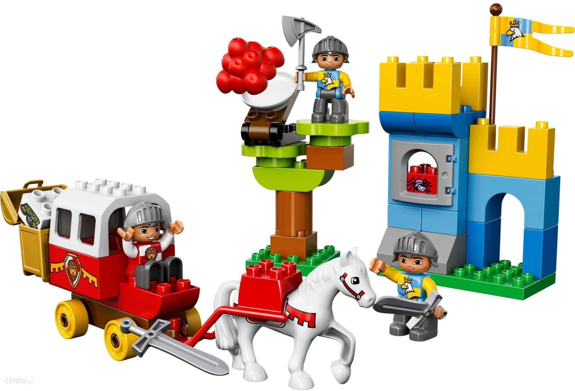 Klocki Lego Duplo Wielki Skarb 10569 Ceny I Opinie Ceneopl
