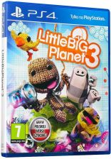 Gra PS4 Little Big Planet 3 (Gra PS4) - zdjęcie 1