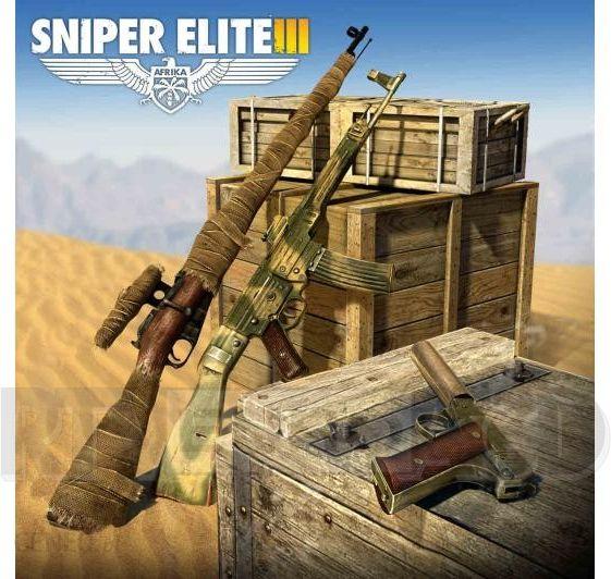 Sniper Elite 3 Africa Gra Ps3 Ceneo Pl