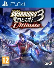 Warriors Orochi 3 Ultimate (Gra PS4)