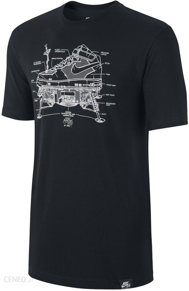 NIKE T SHIRT SS M NSW SS HERITAGE+ HBR (BV7678 010) Męskie | cena 79,99 PLN, kolor CZARNY | Koszulki Nike