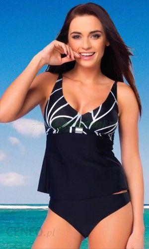 1a0e116253b36b ANGELA strój kąpielowy tankini czarny/biały gWINNER , - Ceny i ...