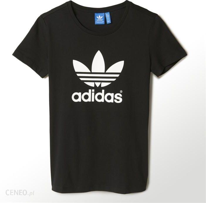 Koszulka damska ADIDAS ORIGINALS Trefoil Tee M30394 Ceny i opinie Ceneo.pl