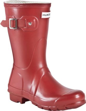 Kalosze HUNTER - W23758 Red