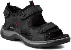 Sandały ECCO Intrinsic Sandal 84200351052 BlackBlack