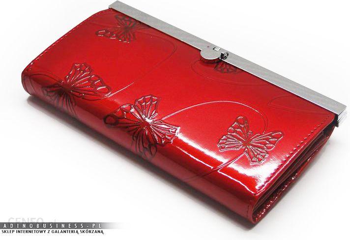 a366ca885db4f Portfel damski Balisa - czerwony