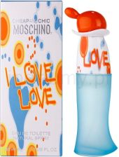 Moschino I Love Love Woda Toaletowa 30ml
