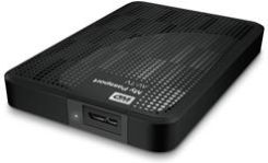 WD My Passport AV-TV 500GB Czarny (WDBHDK5000ABKEESN)