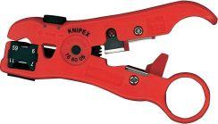 Knipex Sciagacz Izolacji 16 60 06 Sb Opinie I Ceny Na Ceneo Pl