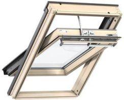 okno dachowe velux ggl sk06 306621 elektryczne drewniane. Black Bedroom Furniture Sets. Home Design Ideas