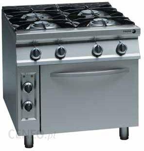 Fagor Kuchnia Gazowa Z Piekarnikiem Elektrycznym Cge9 41 Nat Ceny