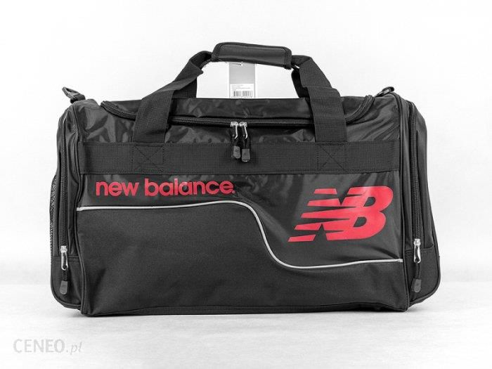 2ab9558e33ca4 New Balance Torba Treningowa Nb Race Kitbag Largeblack Red - Ceny i ...