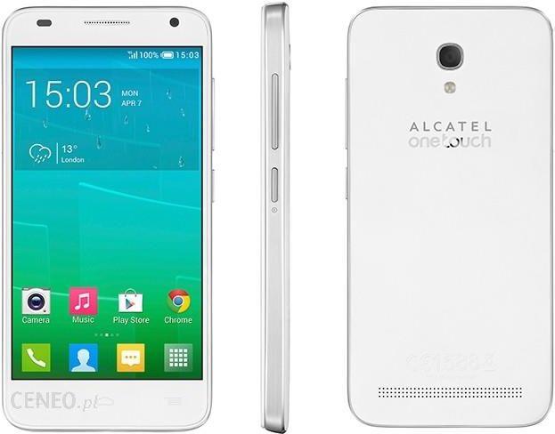 Smartfon Alcatel Onetouch Idol 2 Mini S Bialy Opinie Komentarze O Produkcie 1