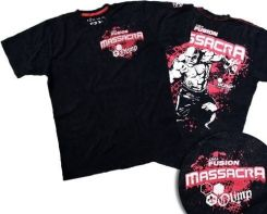 OLIMP Koszulka Men's Tee MASSACRA