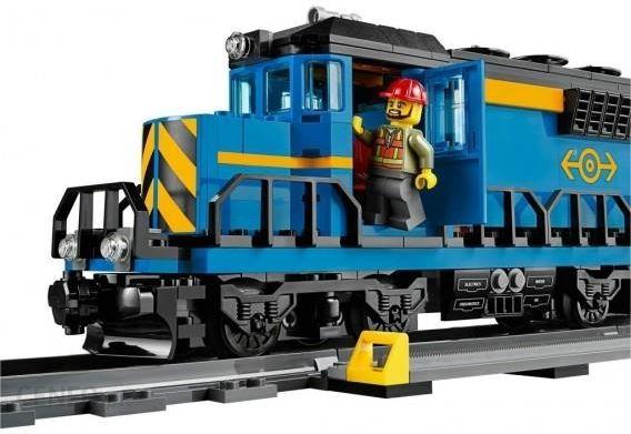 Klocki Lego City Pociąg Towarowy 60052 Opinie Komentarze O