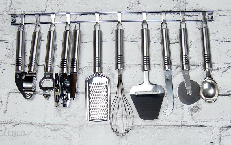01d8c336 SSW Akcesoria kuchenne 10 el + wieszak Provence 477112