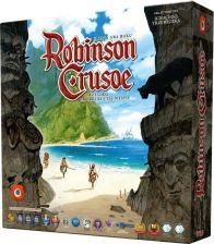 Gra planszowa Robinson Crusoe: Przygoda na przeklętej wyspie (edycja gra roku)