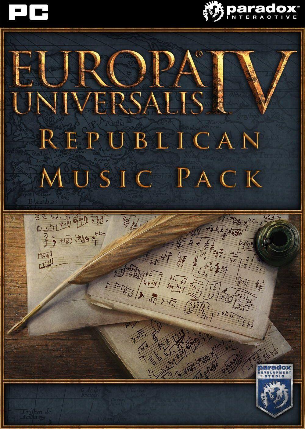 Europa Universalis IV Republican Music Pack (Steam)