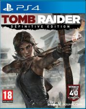 Tomb Raider Definitive Edition (Gra PS4)