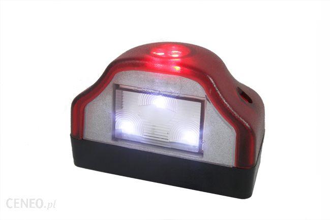 Lampka Tablicy Rejestracyjnej Horpol Lampa Led Oświetlenia Tablicy Rejestracyjnej Hor47 Ltd232 Opinie I Ceny Na Ceneopl