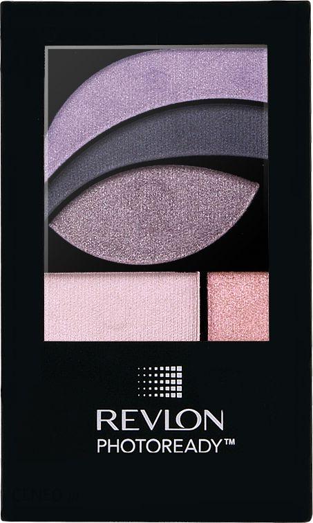 Revlon Photoready Primer,Shadow + Sparkle Paletka Cieni z Bazą Pod Cienie i Rozświetlaczem 520 Watercolors