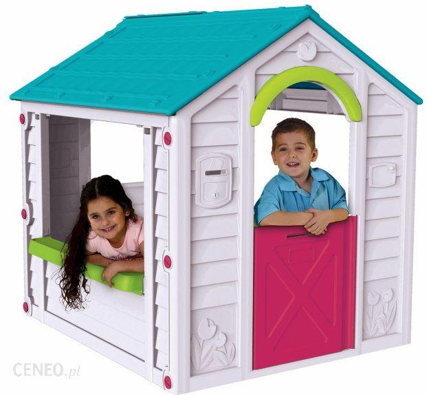 Keter Domek Dla Dzieci Holiday Playhouse Ceny I Opinie Ceneo Pl