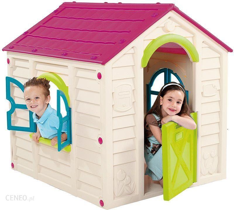 Keter Domek Dla Dzieci Rancho Playhouse Ceny I Opinie Ceneo Pl