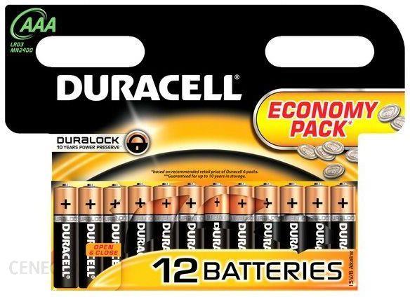 Duracell LR03/AAA/MN2400 (B12) Obelix