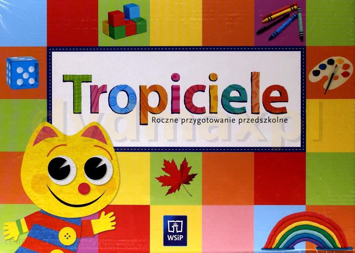 tropiciele podręcznik przedszkole