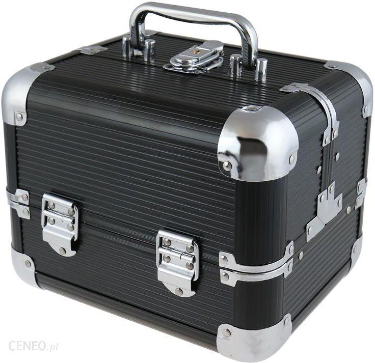 c4a86aac2142a Inter Vion Kufer kosmetyczny 499 301 BLACK - Opinie i ceny na Ceneo.pl