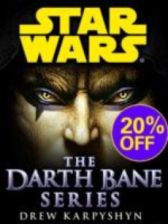 Darth Bane: Star Wars 3-Book Bundle (E-book)