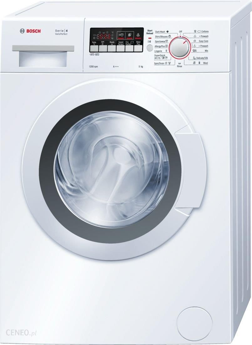 """Bosch VarioPerfect WLG24260BY"" skalbimo mašina"