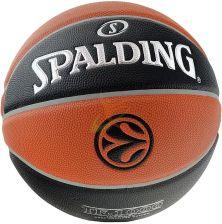 check out 6315b 262ae Spalding Piłka Koszykowa Tf-1000 Legacy Euroleague